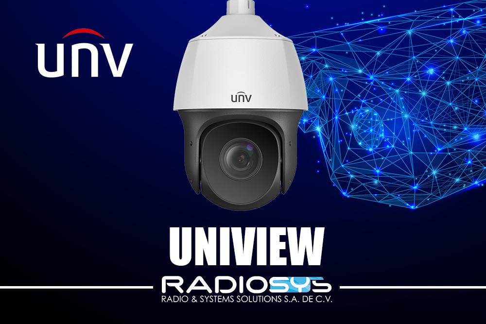 UNIVIEW CCTV